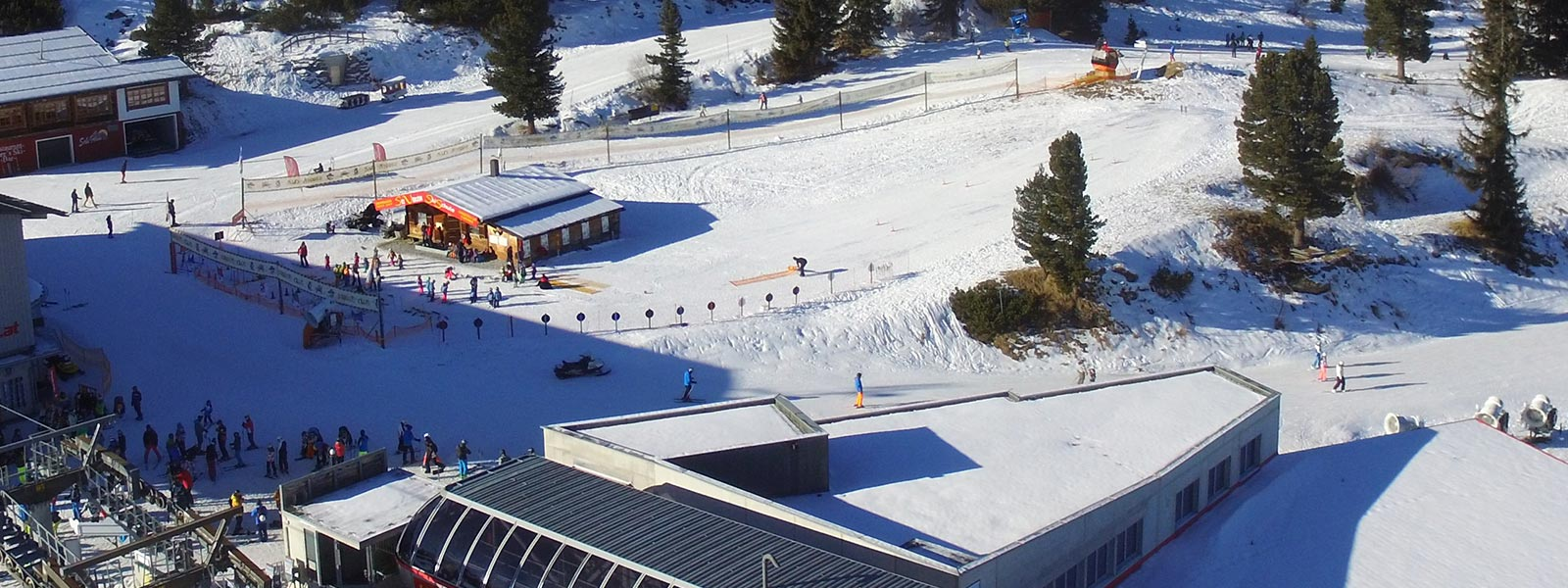 The Hochzillertal Ski School